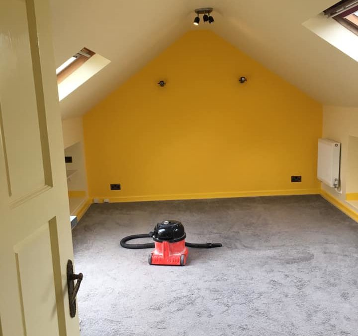 Another Bright Attic!