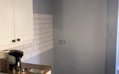 Kitchen & Bathroom Finish