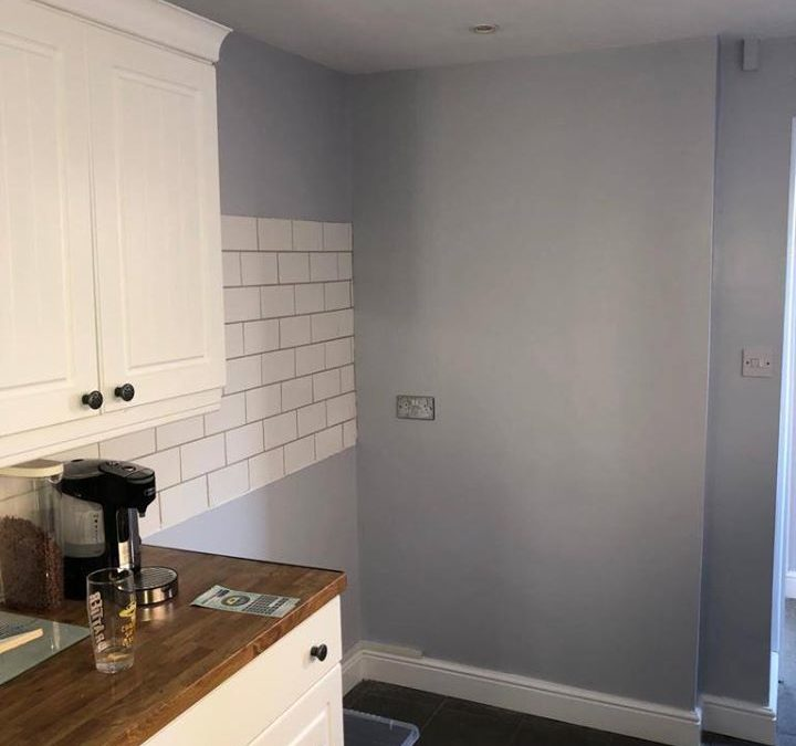 Kitchen & Bathroom Finish