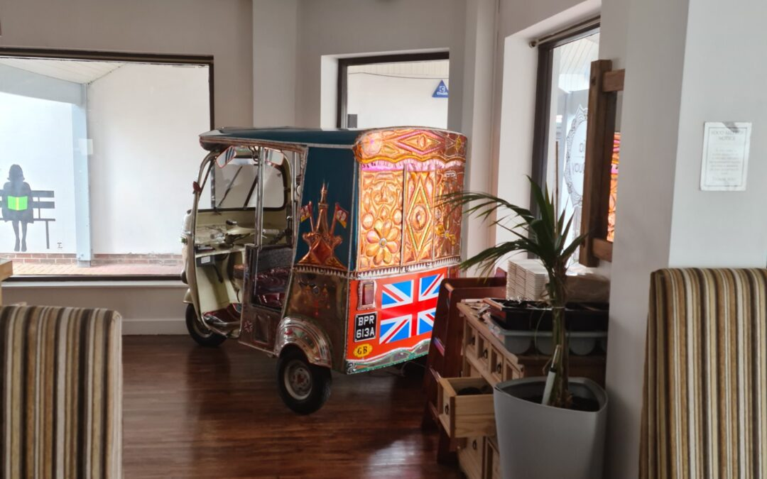 24 hour Indian Restaurant makeover
